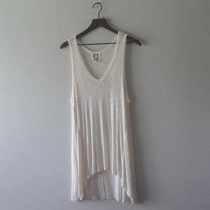 PPLA Clothing sleeveless tunic